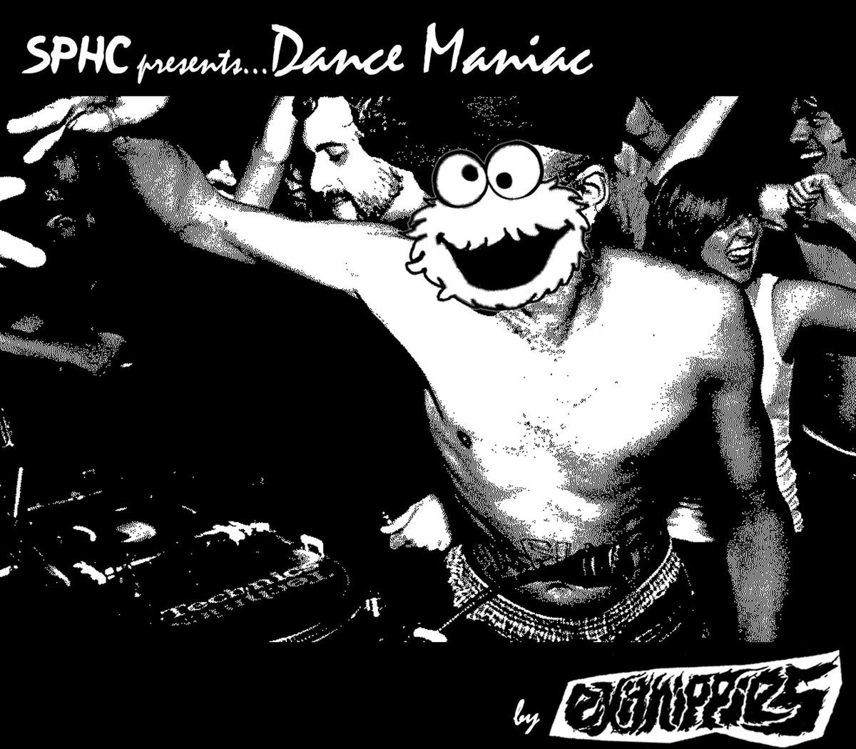 Exit Hippies - Dance Maniac LP