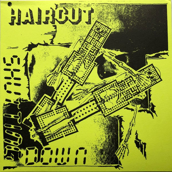 Haircut - Shutting Down EP