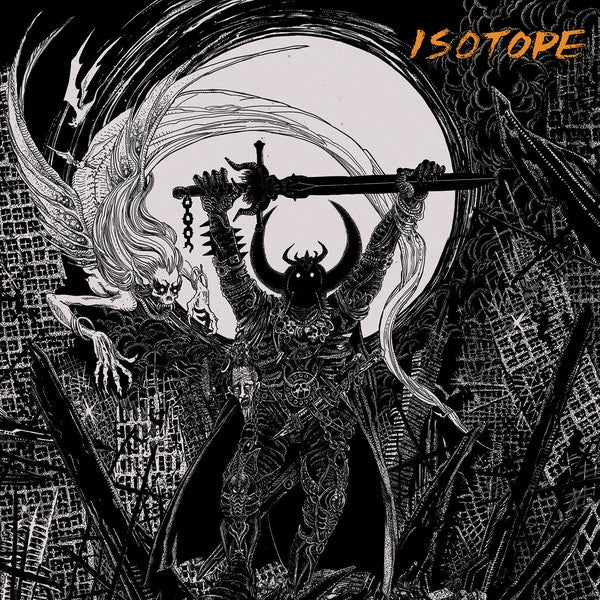 Isotope - self-titled LP