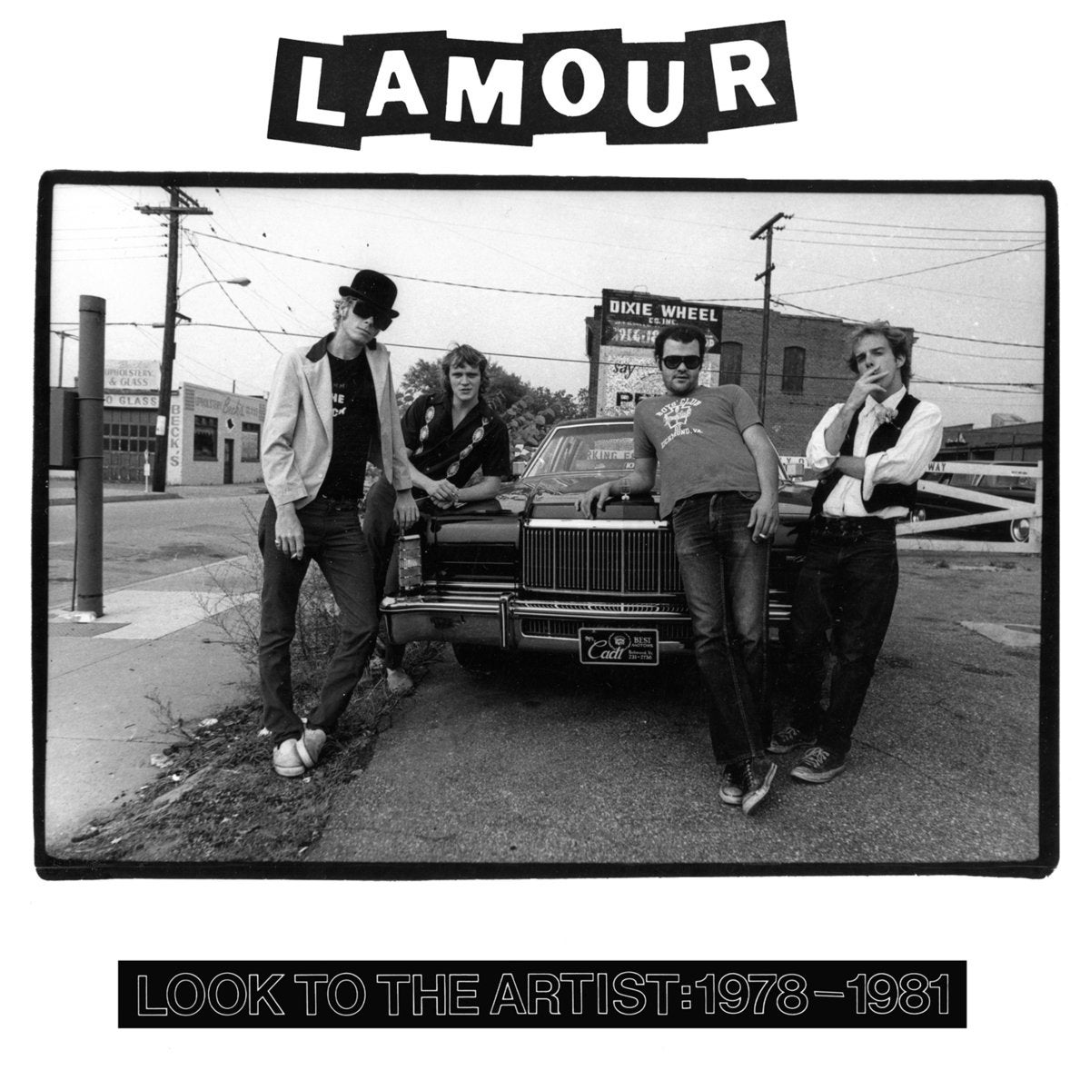 L'amour - Look to the Artist: 1978-1981 LP