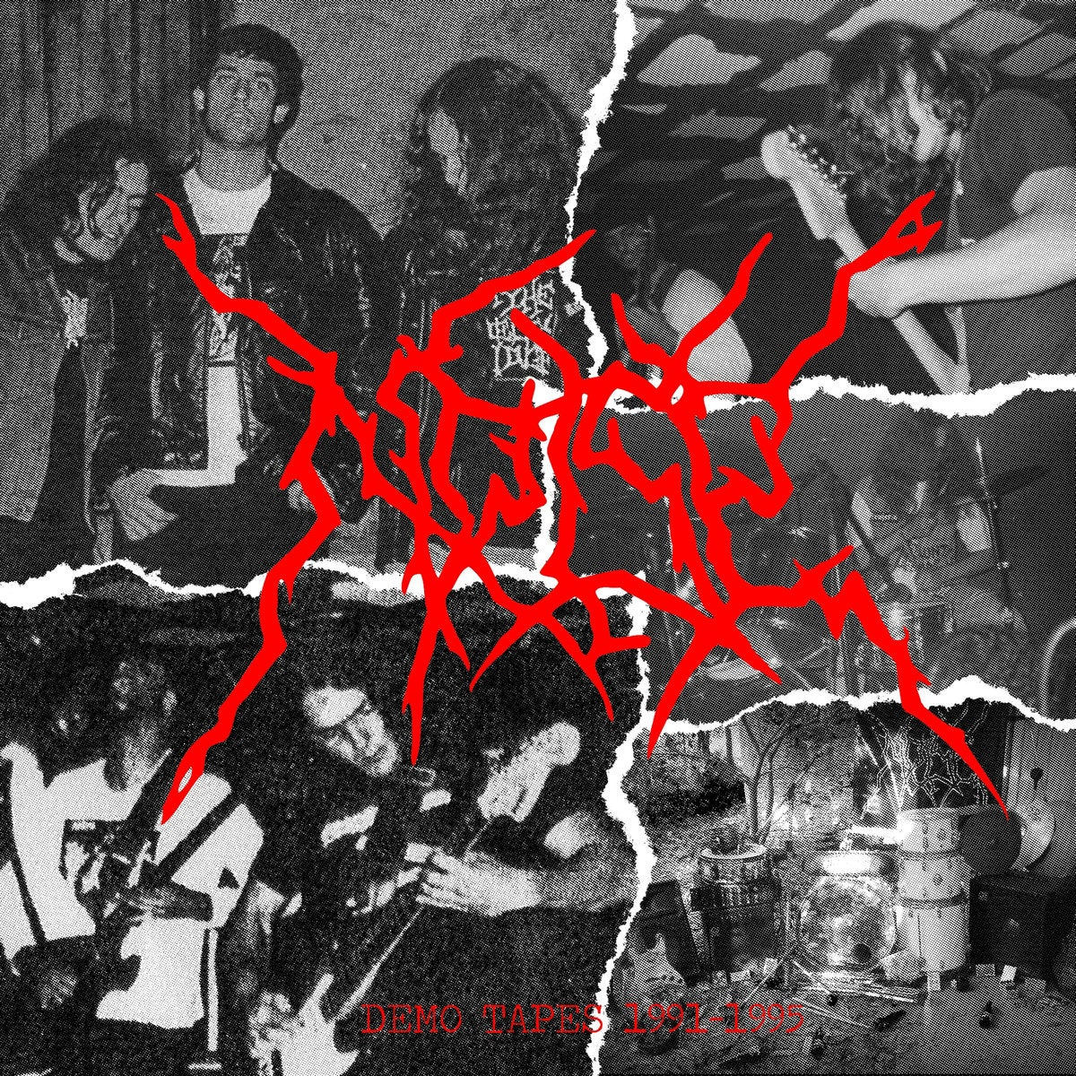 Noise - Demo Tapes 1991-1995 LP