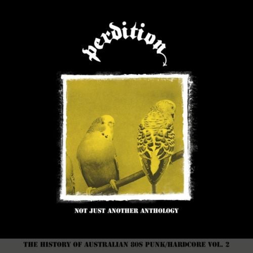 Perdition – Not Just Another Anthology 2xLP
