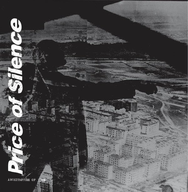 Price Of Silence – Architecture Of Vice LP