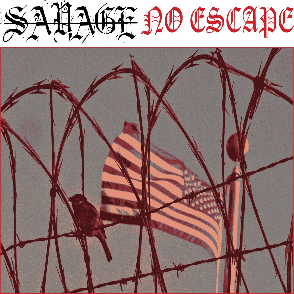Savage - No Escape tape