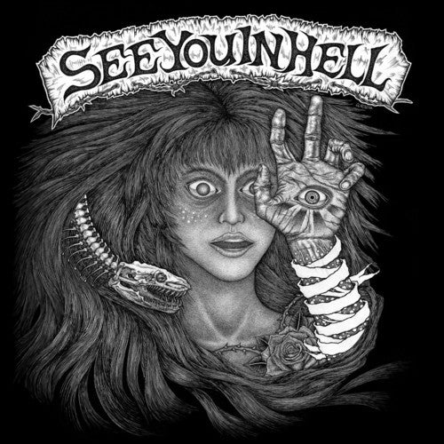See You in Hell - Jed LP (US press)