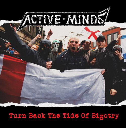 Active Minds - Turn Back the Tide of Bigotry LP