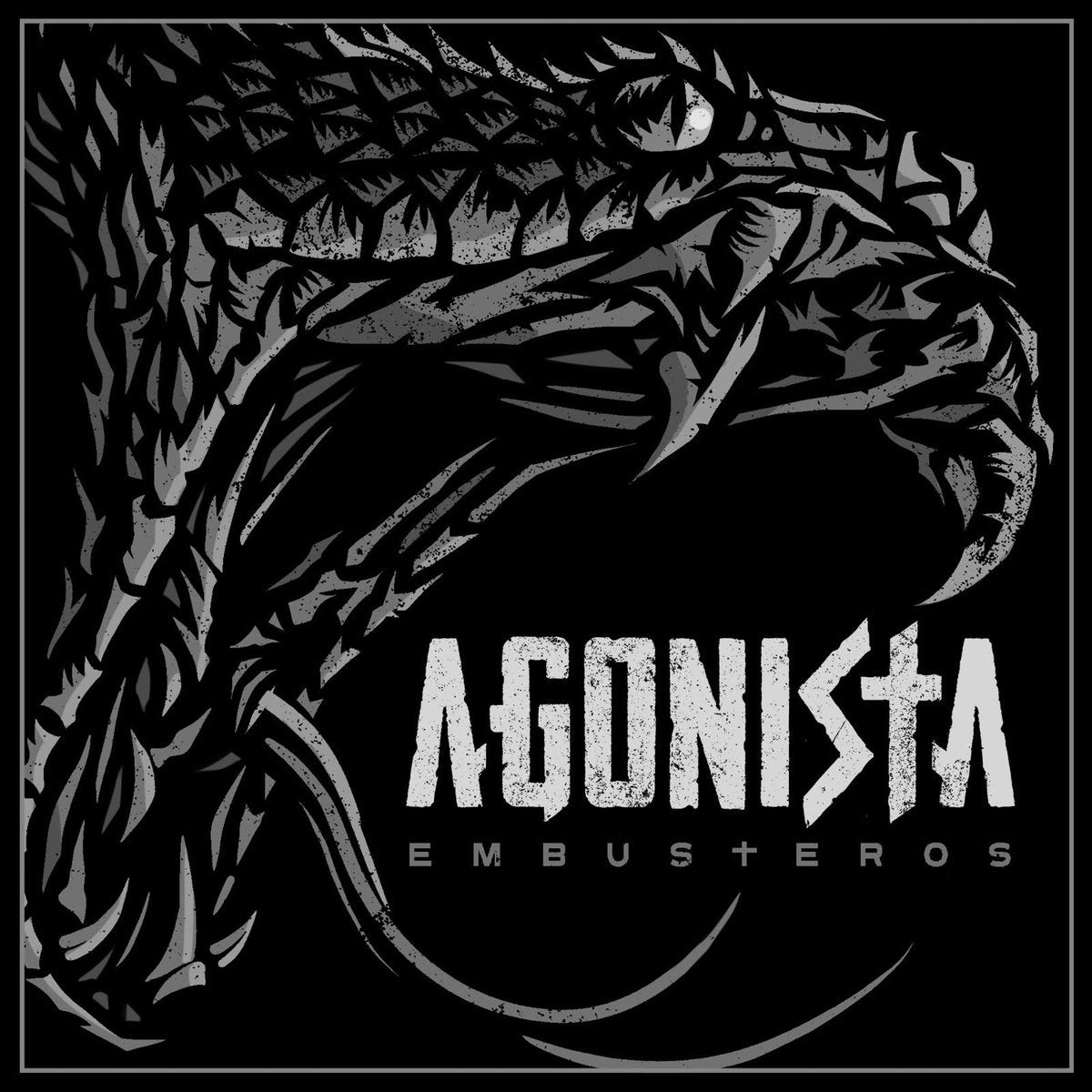 Agonista - Embusteros tape