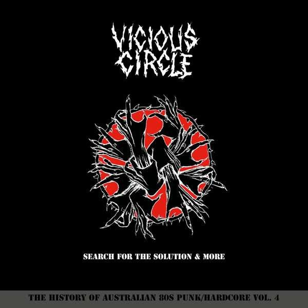 Vicious Circle – Search For The Solution & More 2xLP