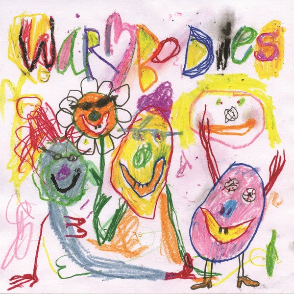 Warm Bodies - self-titled LP