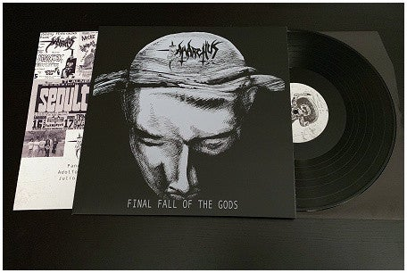Anarchus – Final Fall Of The Gods LP