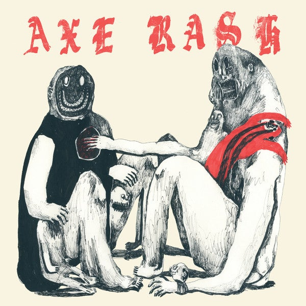 Axe Rash - self-titled LP