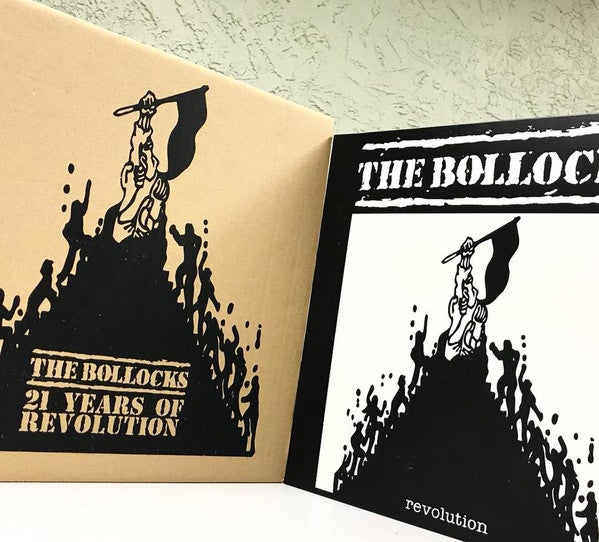 The Bollocks - Revolution LP
