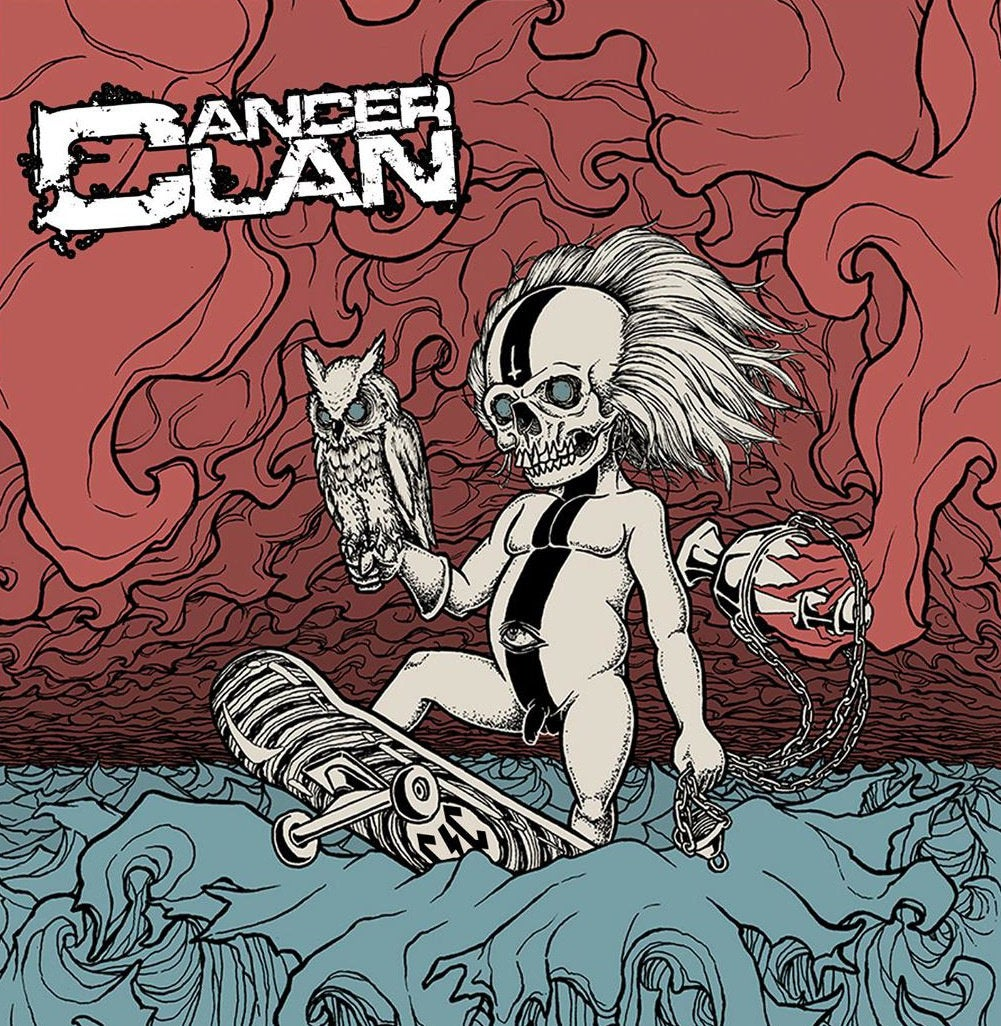 Cancer Clan - self-titled LP