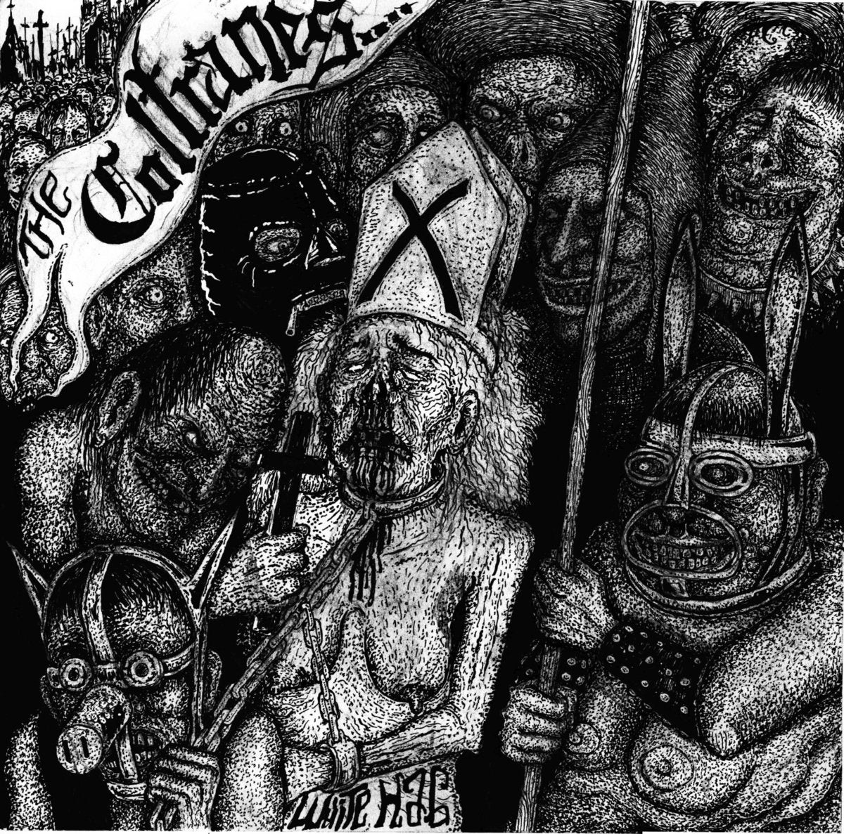 The Coltranes - White Hag LP