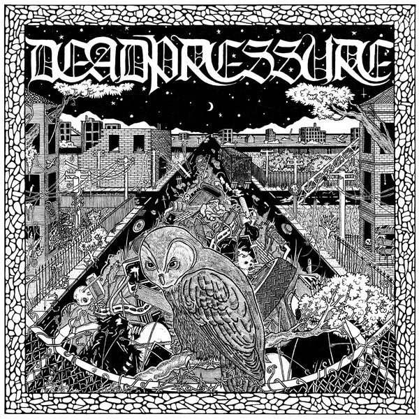 DeadPressure - self-titled LP