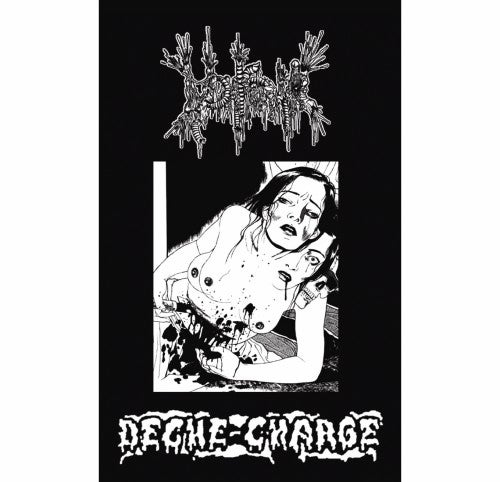DecheCharge/Vomitoma split tape