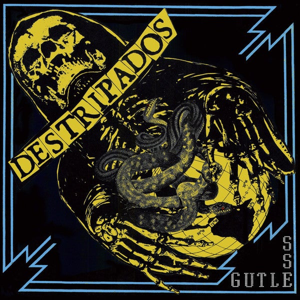 Destripados - Gutless LP