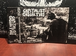 Capitalist Casualties - A Collection of Out of Print Singles, Split EP's, and Compilation Tracks tape