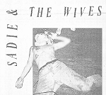 Sadie and the Wives - self-titled EP