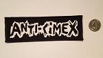 Anti-Cimex logo patch