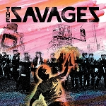 The Savages - (With Lights) EP
