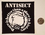 AntiSect - Peace is Better... patch
