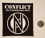 Conflict - The Ungovernable Force patch