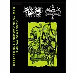 Academic Worms/New York Against the Belzebu split tape