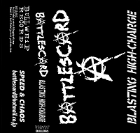 Battlescard - Blasting High-Charge tape