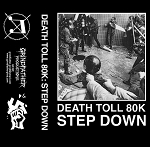 Death Toll 80k - Step Down tape