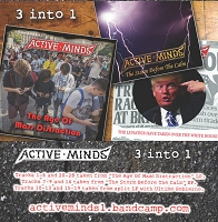 Active Minds - 3 Into 1 tape