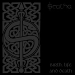 Scatha - Birth, Life and Death LP (USED)