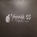 Attack SS - Welcome to Deathdust Island LP