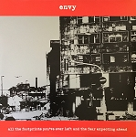Envy - All The Footprints You've Ever Left And The Fear Expecting Ahead LP (USED)
