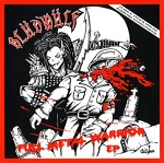 Bludwulf - Full Metal Warrior EP (USED)