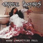 Cripple Bastards/Regurgitate split 7