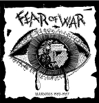 Fear of War - Warsongs 1985-1987 CD