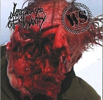Last Days of Humanity/Warscars split 10