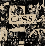 Gess - Suffer Damage + Live LP+CD