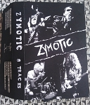 Zymotic - 8 Tracks tape