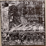 Neverending Mind War - self-titled LP