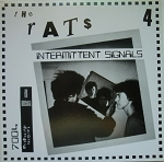 The Rats - Intermittent Signals LP (USED)