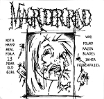 Magrudergrind/Vomit Spawn split 7