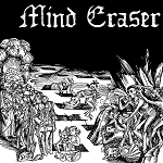 Mind Eraser - Cave LP (USED)