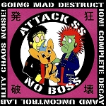Attack SS - No Boss EP (USED)
