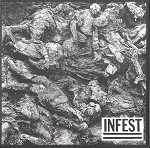 Infest - Days Turn Black EP (USED)