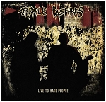 Cripple Bastards - Live to Hate People LP