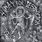 Darge/Disgust/Death From Above/Unfit Scum 4-way split CD