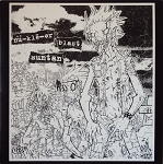 Nuklear Blast Suntan - 8 Inch Lathe Cut Record and Demo Tape Recordings LP