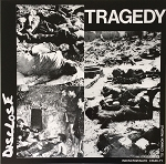 Disclose - Tragedy LP reissue on green (USED)